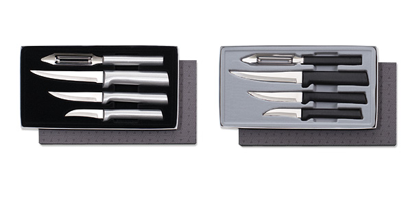 Meal Prep Gift Set Silver and Black