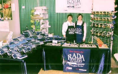 Tips for Selling Rada at Events