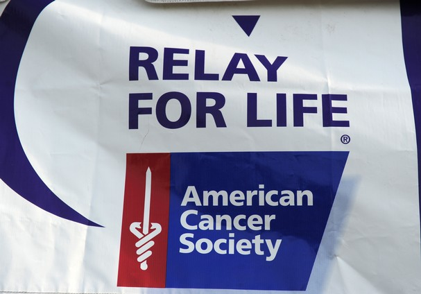 Relay for Life banner