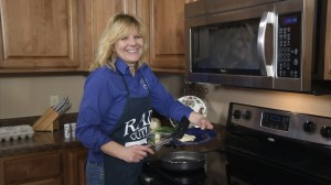 Kristy Kay brings you many ways to fix your eggs in the Rada Cutlery Kitchen.
