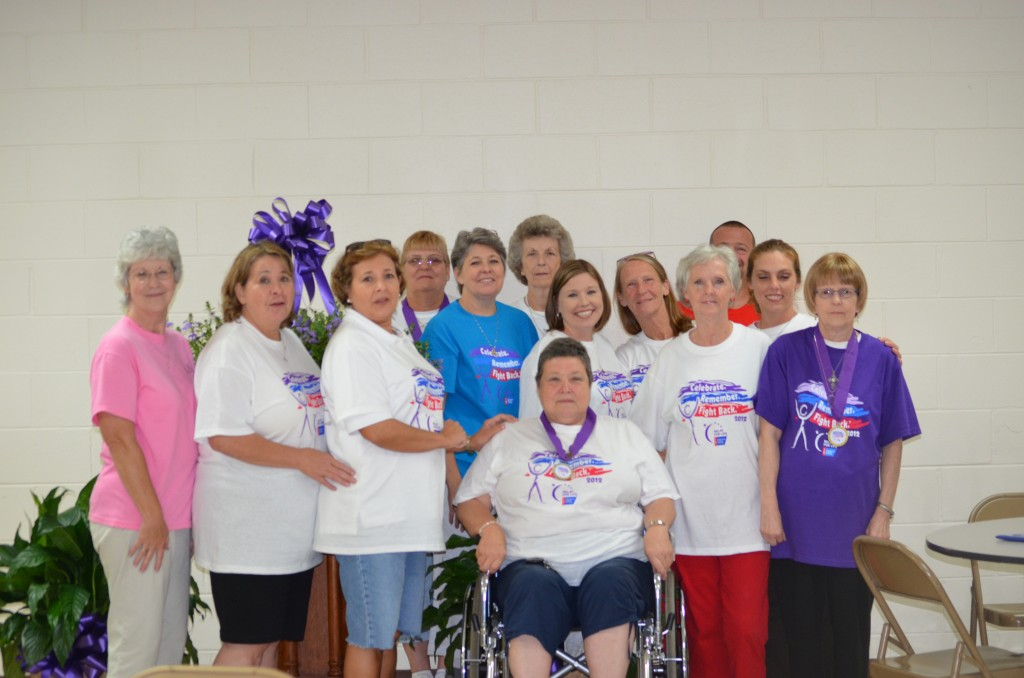 4-Ever Free Relay for Life Team