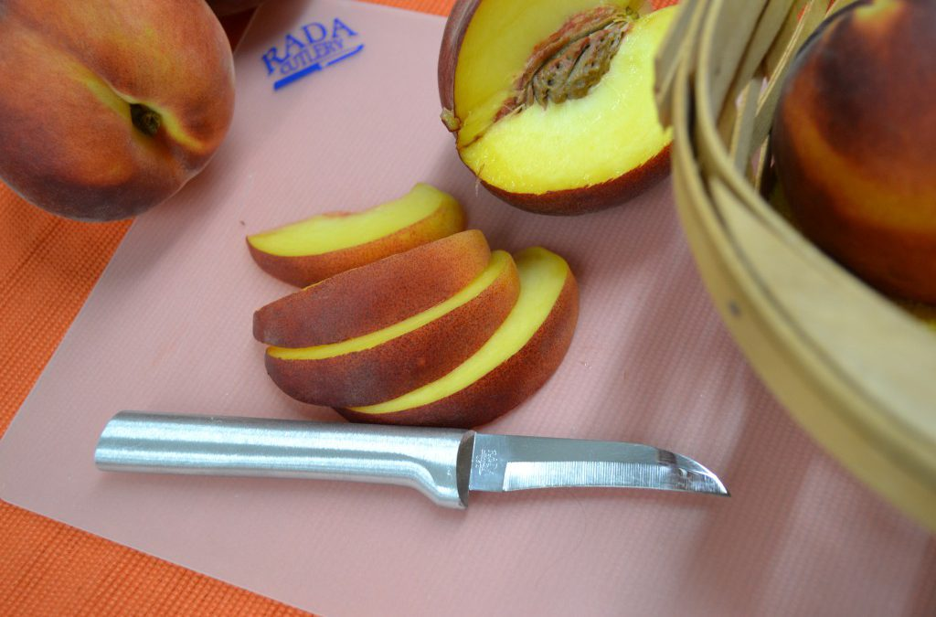Peach Crisp Recipe | Simple Desserts