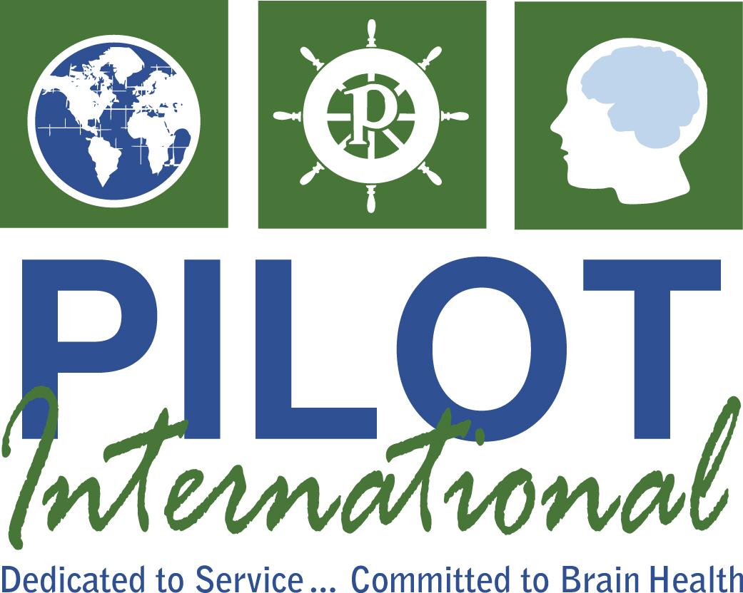 The Pilot International logo.