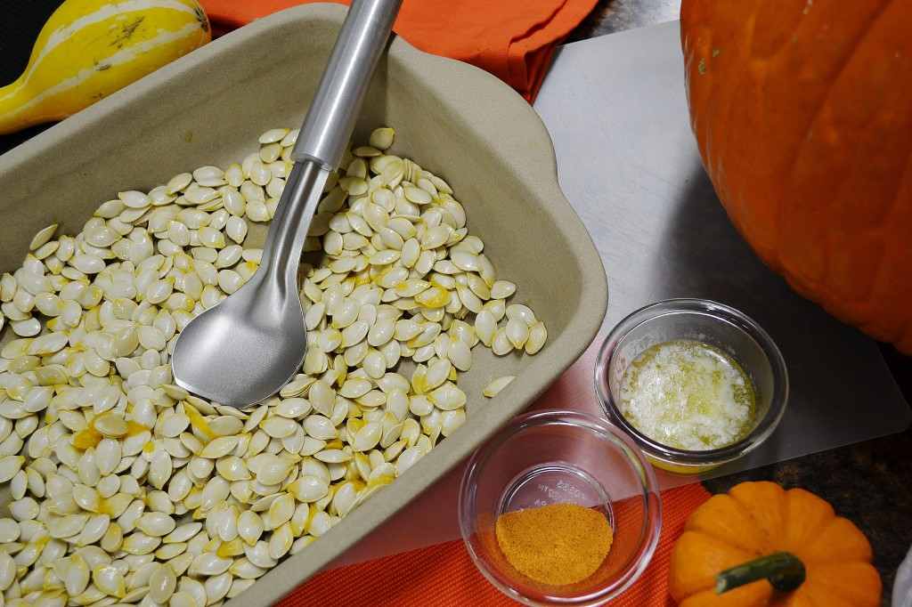 Pumpkin seed ingredients