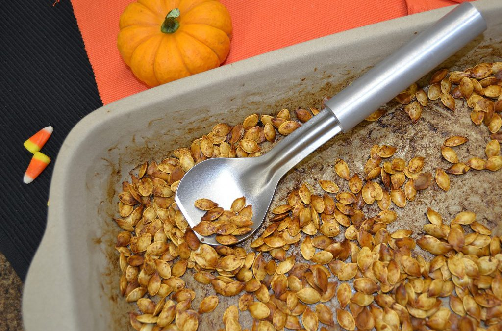 Pumpkin Recipe | Roasted Pumpkin Seeds