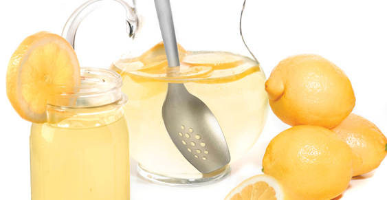 How To Make Fresh Lemonade Lemonade Recipe Rada Cutlery