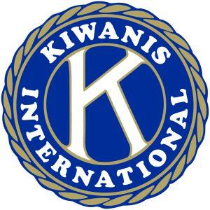 Kiwanis logo.
