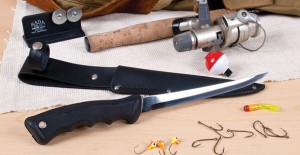 The Rada Fillet Knife is perfect for fishermen!