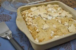 Rada Cutlery Mini Server and Square Baker