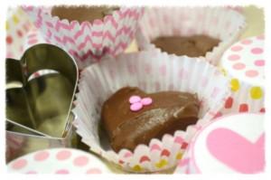 Valentine's Day Dessert Recipes | Brownie Heart Bites