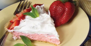 No-Bake Strawberry Cheesecake Quick Mix