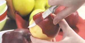 Paring Knife Apple