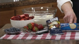 Fruit Pizza Recipe Ingredients