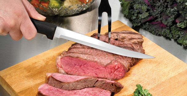 Use vinegar as a meat tenderizer
