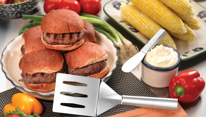 Hamburger Turnover
