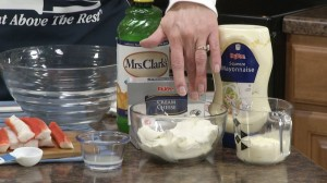 Baked Crab Dip Ingredients