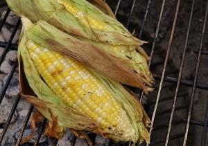 Hobo Sweet Corn on Grill4jpg