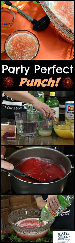 Party Punch Collage