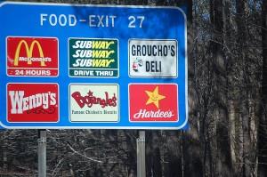 Fast Food isn't Fast