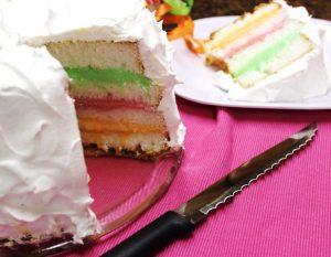 Ice Cream Cake Knife
