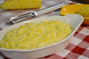 Homemade Cream Corn