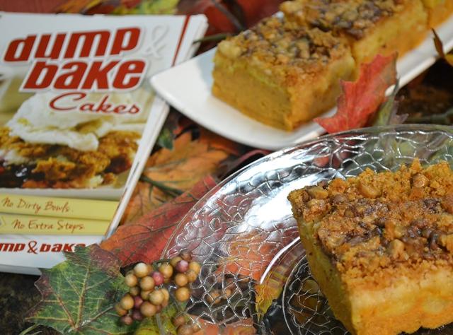 Make this Pumpkin Pie Dessert fast
