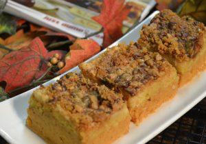 Pumpkin Pie Crunch Cake