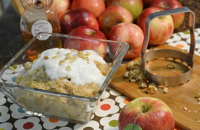 Apple Breakfast Recipes | How to Make Apple Oatmeal