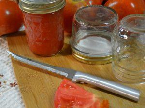 Basic Freezer Tomato Sauce