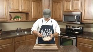 Make chipotle cream.