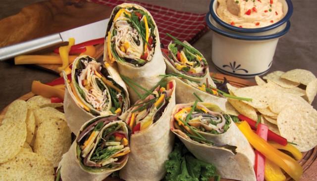 Chipotle Tortilla Wraps