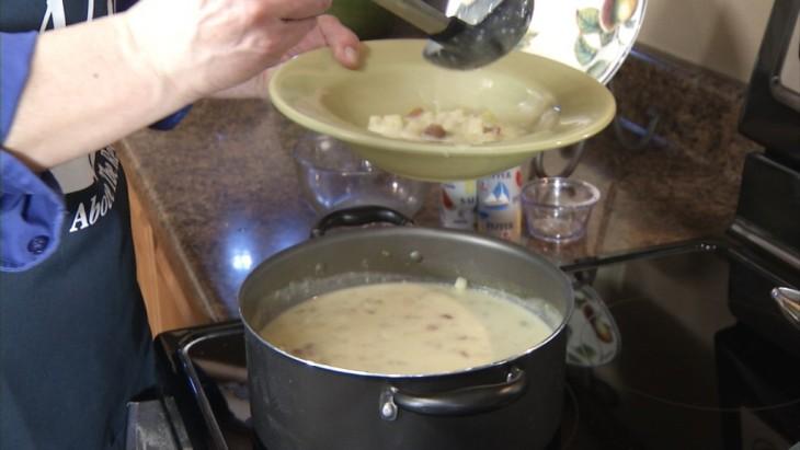 Creamy Potato Soup Recipe | Super Soup Tips