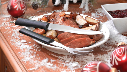 Christmas Knife Gift Set