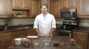 Maple Frango ingredients
