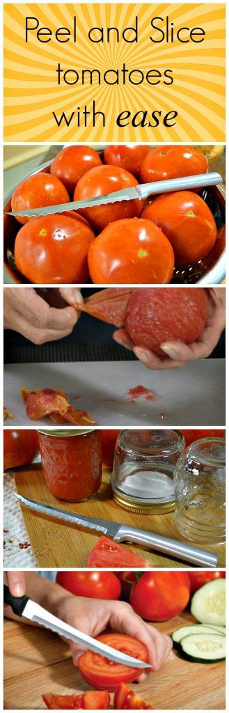 Tomato Slicer Collage