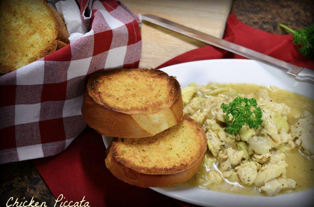 Chicken Piccata Recipe | Stovetop Chicken Recipe