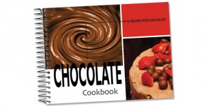 101 Recipes with Chocolate cookbook