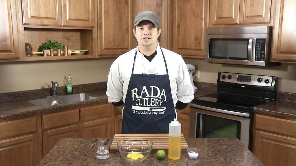 Rada Cutlery's Chef Blake demonstrates how to make your own mayo at home.