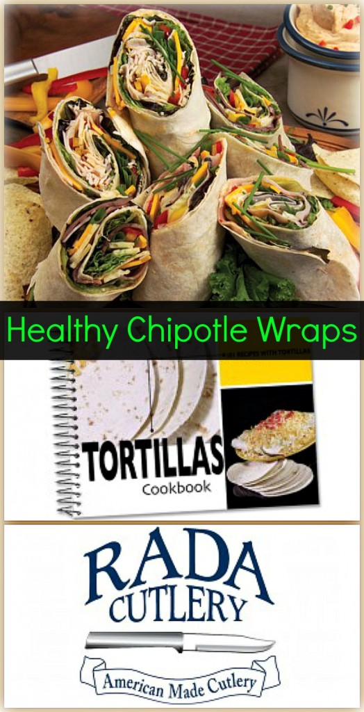 Chipotle Wrap Collage