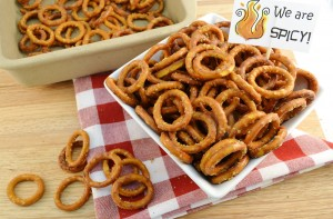 Spiced Pretzels Recipe