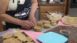 Frozen Chocolate Chip Cookie Dough Cookies Pic 4