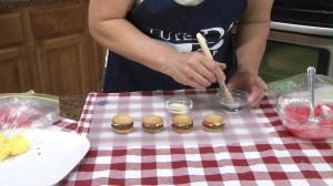 Hamburger Cookies pic 10