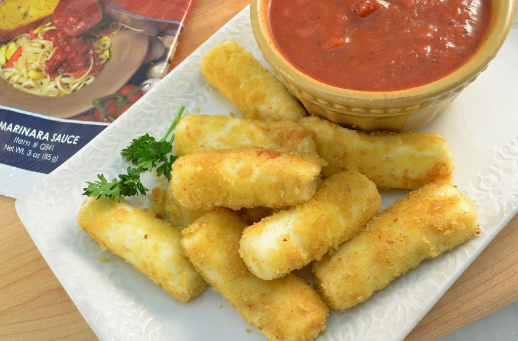 Homemade Cheese Sticks Recipe | Pan-Fried Mozzarella Cheesesticks