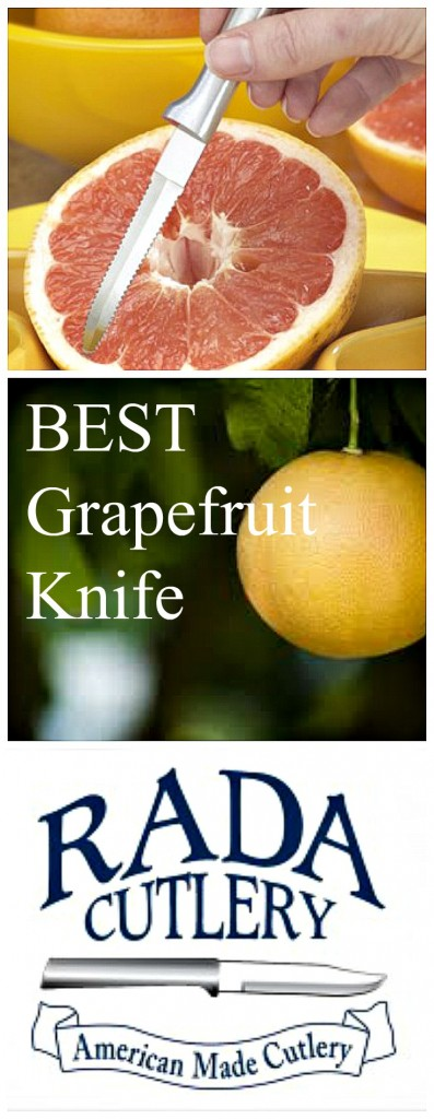 Grapefruit Knife Collage