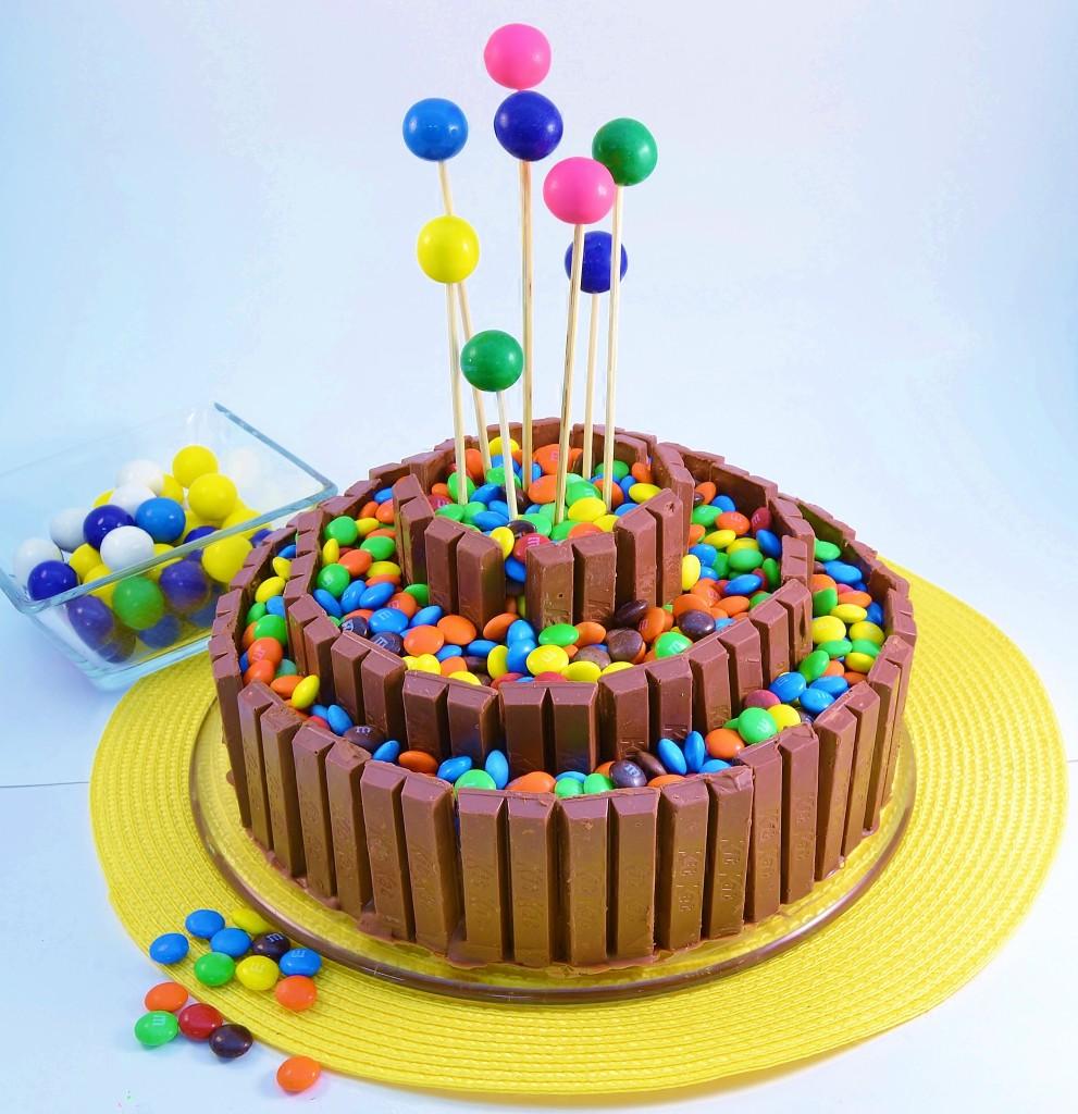 Super Kit Kat Cake Recipe Scotcheroo No Bake Cake Rada Cutlery Birthday Cards Printable Opercafe Filternl