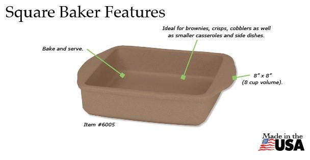 Rada Square Baker