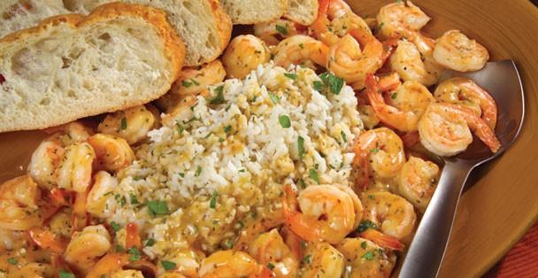 Shrimp Scampi Meal