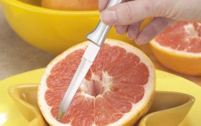 Rada Grapefruit Knife | How to Cut a Grapefruit