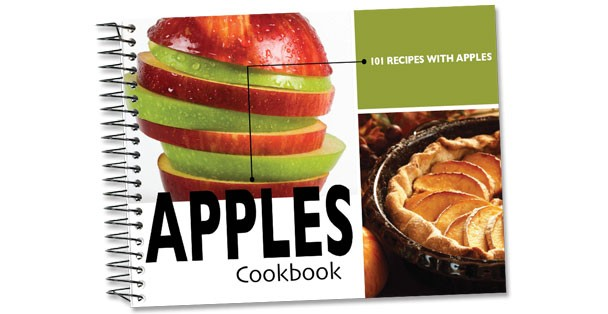 Rada 101 Recipes with Apples