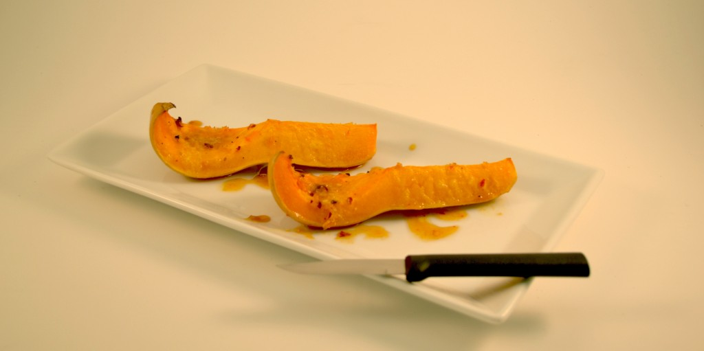 Lemon Maple Squash Recipe |Baked Butternut Squash